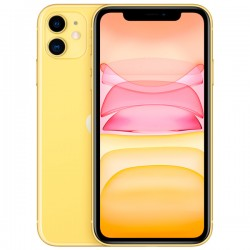 "Смартфон Apple iPhone 11 128Gb желтый 1sim/6.1""/1792*828/A13/128Gb/12+12Мп/NFC/iOS13/MWM42RU/A"