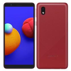 "Смартфон Samsung Galaxy A01 Core SM-A013F Красный 2sim/5.3""/1480*720/4х1.5ГГц/1Gb/16Gb/mSD/8МП/And10/3000mAh"