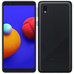 "Смартфон Samsung Galaxy A01 Core SM-A013F Черный 2sim/5.3""/1480*720/4х1.5ГГц/1Gb/16Gb/mSD/8МП/And10/3000mAh"