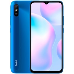"Смартфон Xiaomi Redmi 9A 32G Sky Blue 2sim/6.53""/1600*720/8*2ГГц/2Gb/32Gb/mSD/13Мп/And10/5000mAh"