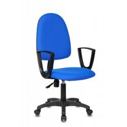 Кресло Бюрократ CH-1300N/3C06 синий Престиж+