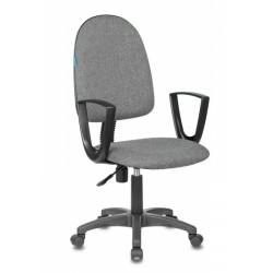 Кресло Бюрократ CH-1300N/3C1 серый Престиж+