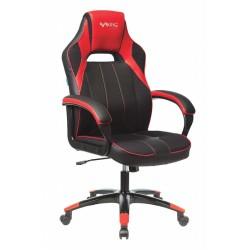 Кресло игровое Бюрократ VIKING 2 AERO RED черный/красный искусст.кожа/ткань