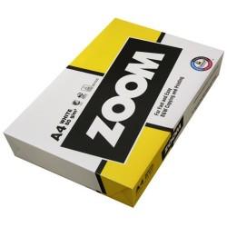 Бумага А4 ZOOM 80г/м 500л 95%/150% (ISO/CIE)