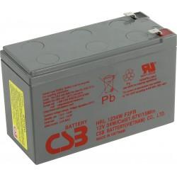 Аккумулятор CSB HRL1234W,F2,FR