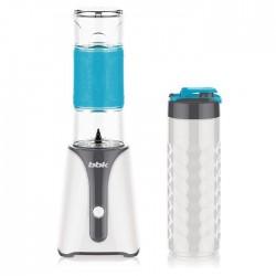 Блендер стационарный BBK KBS0352 Grey/blue 350Вт, мерный стакан, бутылка 0,6л
