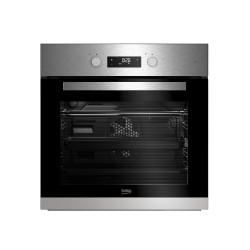 Духовой шкаф Beko BIE22301X Black, 2.4кВт, 71л, 6 режимов, 59.40х56.70х59.50
