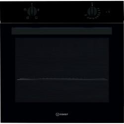 Духовой шкаф Indesit IFW 6220 BL Black, 3.65кВт, 67л, 3 режима, 59.50х55.10х59.50