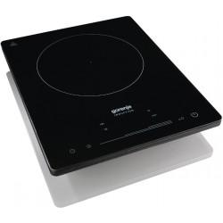 Плита настольная Gorenje ICE2000SP Black 2000Вт, конфорок-1, упр. сенсор.