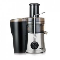 Соковыжималка BBK JC100-H07 Black/silver центробежная, 1200Вт, объем 2.5л