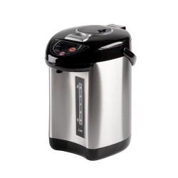 Термопот Endever Altea-2045 Black/silver 900Вт, 3.8л, металл/пластик