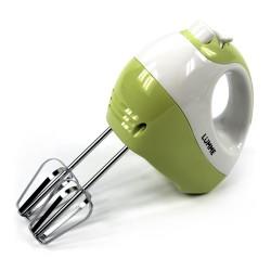 Миксер Lumme LU-1814 Green 250Вт, 7 скоростей, 2 насадки