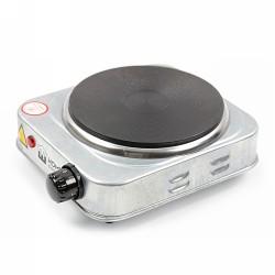 Плита настольная Home Element HE-HP710 Silver 1000Вт, конфорок-1, упр. механическое