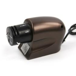 Ножеточка Lumme LU-1803 Brown 20Вт, упр. механическое
