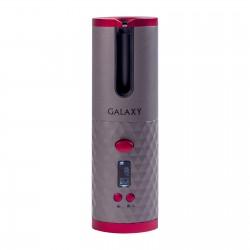 Щипцы для завивки Galaxy GL 4620 Grey/red 50Вт, работа от аккумулятора, 1 режим
