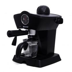 Кофеварка Kitfort КТ-706 Black (800Вт,4 бара,рожковая,тип кофе: молотый)