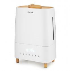 Увлажнитель воздуха Kitfort КТ-2811 White 105Вт, 5.3л, 30м2, расход 400мл/ч, гигростат
