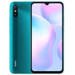 "Смартфон Xiaomi Redmi 9A 32G Peacock Green 2sim/6.53""/1600*720/8*2ГГц/2Gb/32Gb/mSD/13Мп/And10/5000mAh"