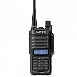 Радиостанция Baofeng UV-9R PLUS 8W IP67 VHF(136-174MHz) UHF(400-520MHz) Li-ion 2200mAh
