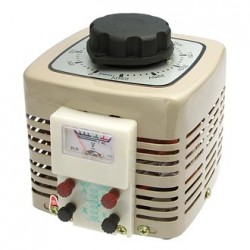 Латр 0.5кВА, стрелочный индикатор, TDGC2-0.5K (АОСН-2-220) ANDELI