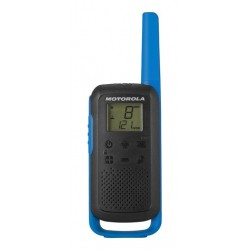 Радиостанция Motorola TalkAbout T62 Blue (2 штуки) 0.5W PMR(446-446.1MHz) Ni-Mh 800mAh