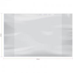 Обложка ПП Спейс 225*455мм, 70мкм, для дневников и учебников мл. классов, PP 225.70u / SP 222.3