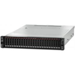 Lenovo TCH ThinkSystem SR650 Rack 2U,1xXeon Silver 4210R 10C (2.4GHz/13MB/100W),32GB/2933MHz/2Rx4/1.2V RDIMM,noHDD SFF(upto8/24),SR930-8i(2GBFlash),noDVD,noGbE,2x750W,2x2.8 m p/c,XCCEnterpr