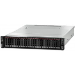 Lenovo TCH ThinkSystem SR650 Rack 2U,Xeon 4208 8C(2.1GHz/11MB/85W),1x32GB/2933MHz/2R/RDIMM,noHDD SFF(upto 8/24),SR930-8i(2GB Flash),noGbE,2xPCIex8,1x750W,1x2.8m p/c,XCCEnterprise