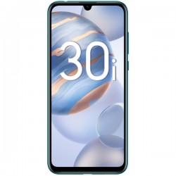 """Смартфон Honor 30i 4/128Gb Мерцающий синий 2sim/6.3""""/2400*1080/4*1.7+4*2.2ГГц/4Gb/128Gb/mSD/48+8+2МП/NFC/4000mAh"""