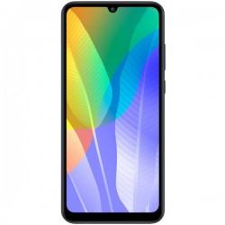 "Смартфон Huawei Y6p Полночный Черный 2sim/6.3""/1600*720/4*2+4*1.5ГГц/3Gb/64Gb/mSD/13+5+2Мп/NFC/And10/5000mAh"