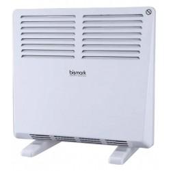 Конвектор Bismark BC-S1000M-002 1000Вт, 25кв.м, термостат, настенный/напольный