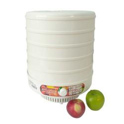 Сушилка для овощей Славда DVN31-500/5 White 516Вт,5 поддонов, объем 15 л