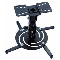 Кронштейн для проектора Cactus CS-VM-PR04-BK черный макс.21кг настенный и потолочный