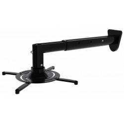 Кронштейн для проектора Cactus CS-VM-PR05BL-BK черный макс.23кг настенный и потолочный