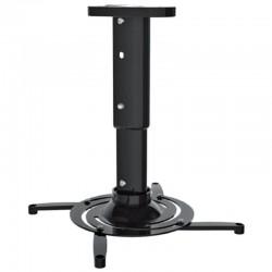 Кронштейн для проектора Cactus CS-VM-PR05M-BK черный макс.21кг настенный и потолочный
