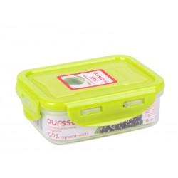 Пластиковый контейнер Oursson CP0303S/GA (Зеленое яблоко) 0,33л
