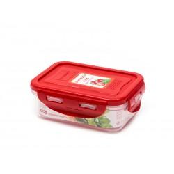 Пластиковый контейнер Oursson CP0303S/RD (Красный) 0,33л