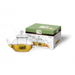 Заварник (чайник) Diolex Teco TC-201 0.5л,стекло,с ситом