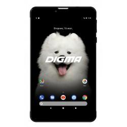 "Планшет Digma CITI 7586 3G Black 3G/7""/1024*600/microSD/1Gb/16Gb/4*1.3ГГц/And8.1/2МП/2000мАч"