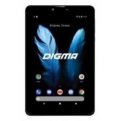 "Планшет Digma CITI 7587 3G Black 3G/7""/1280*800/microSD/2Gb/16Gb/4*1.3ГГц/And9/2МП/2000мАч"