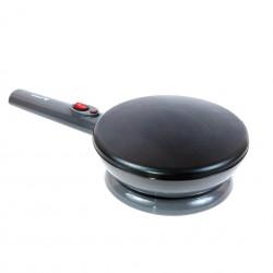 Блинница Добрыня DO-3903 (20см) 700Вт Black электр.