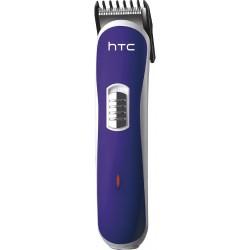 Машинка для стрижки HTC AT-1103B Blue 2 аккумул.батареи 600 mAh,зарядка - 8 часов,время работы 45 мин.,масленка, щетка для чистки, предохранитель лезвия .
