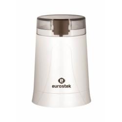 Кофемолка Eurostek ECG-SH02P электр. 150Вт, вмест. 50гр, чаша нерж.сталь, нож нерж.сталь