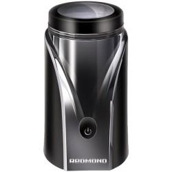 Кофемолка Redmond RCG-1603 Black 130Вт, вместим. 30г, ротационный нож, пластик