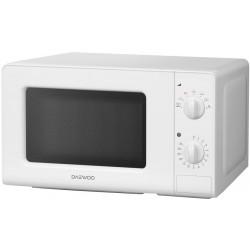 Микроволновая печь Daewoo KOR-6607W White (700Вт,20л,механ-е упр.)