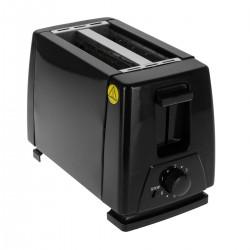 Тостер Irit IR-5100 Black 650Вт, автоматическое извлечение тостов