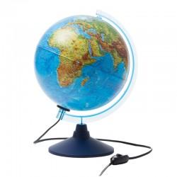 Глобус физико-политический Globen, 25см, интерактивный, с подсветкой INT12500284