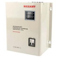 Стабилизатор напряжения настенный REXANT АСНN-3000/1-Ц