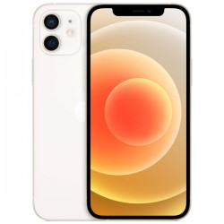"Смартфон Apple iPhone 12 128Gb Белый 1sim/6.1""/2535*1170/A14/128Gb/12+12Мп/NFC/iOS14/MGJC3RU/A"