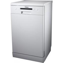 Посудомоечная машина Hansa ZWM 416 WH White отдельно стоящая, расход воды 9л, 6 прог., 45x60x85